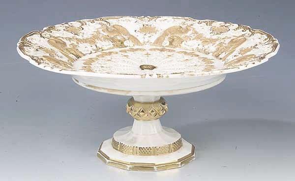 0006: A Meissen Porcelain Compote