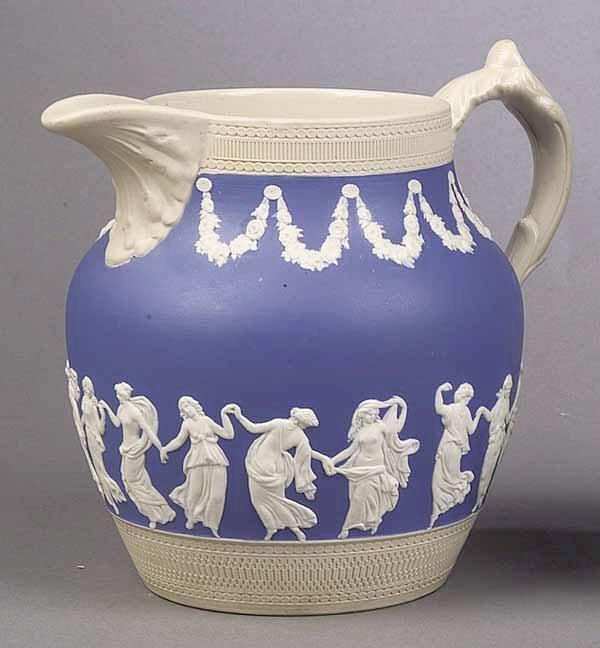 0018: A Copeland Ceramic Pitcher