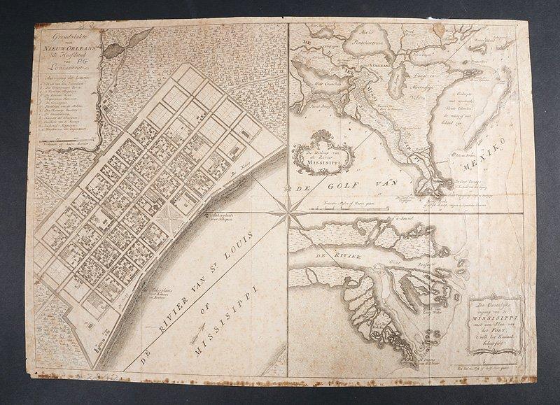 Tirion, Isaak (Dutch, 1705-1765)