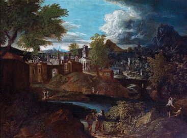 Manner of Nicolas Poussin (French)