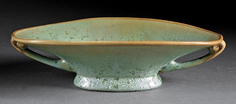 Fulper Pottery Centerpiece