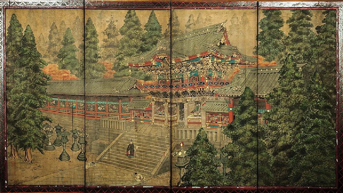 Japanese School, prob, Meiji Period (1868-1912)