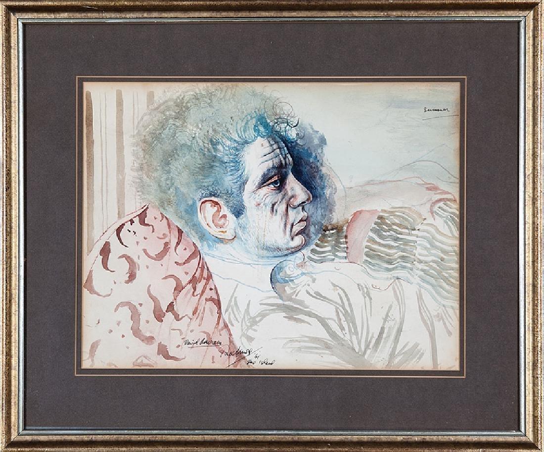 Noel Rockmore (American/Louisiana, 1928-1995)