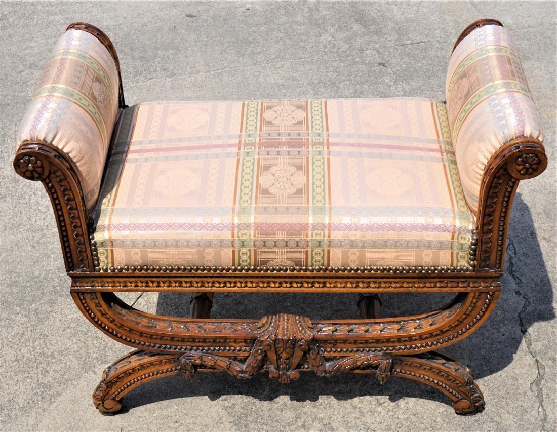 Regency Style Footstool