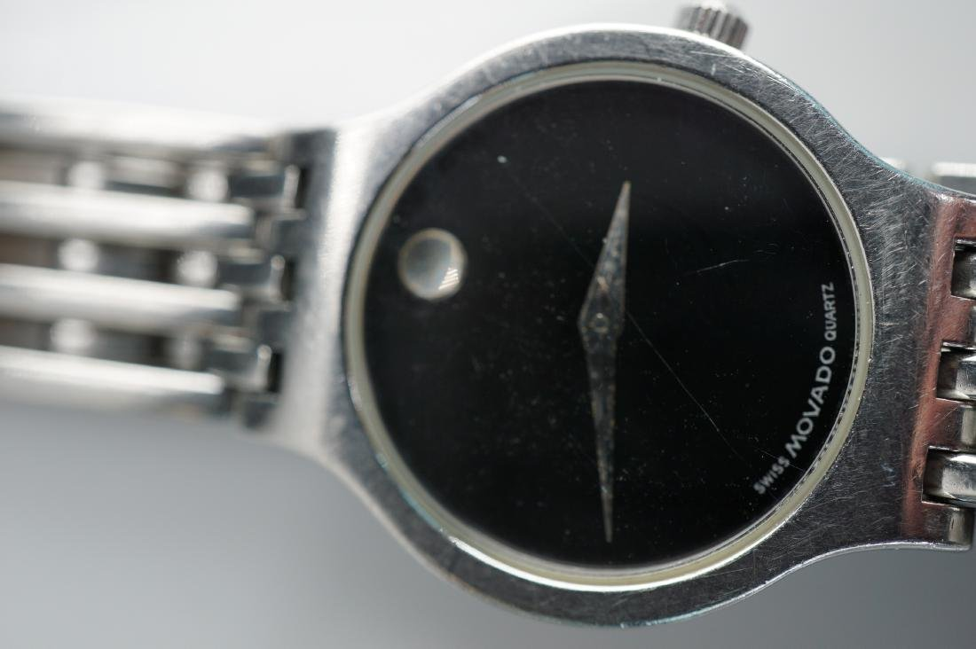 Ladies Stainless Movado Watch