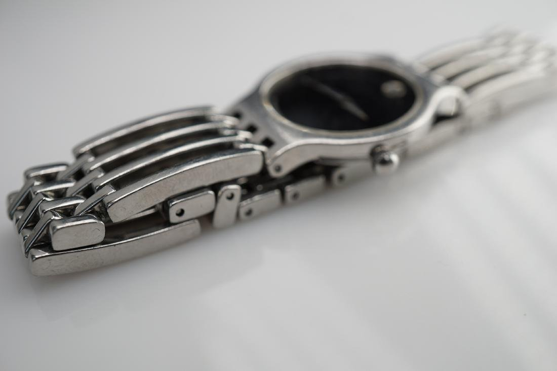 Ladies Stainless Movado Watch - 3