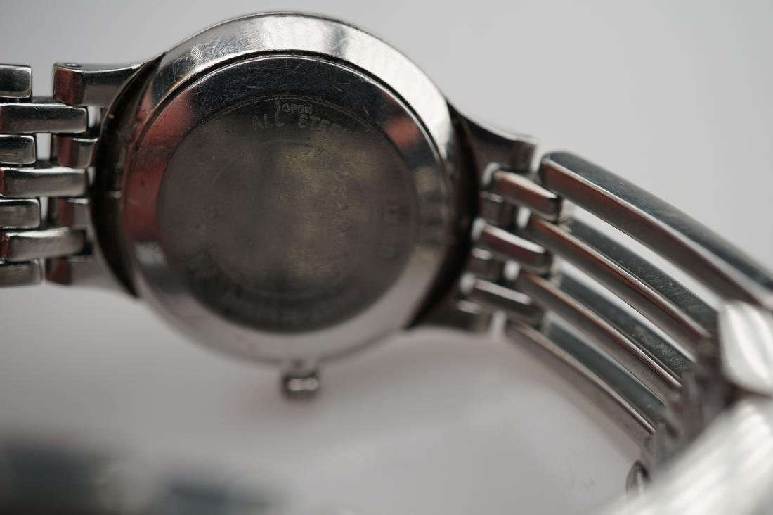 Ladies Stainless Movado Watch - 5