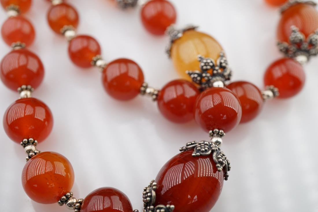 """24"""" Agate Necklace"""