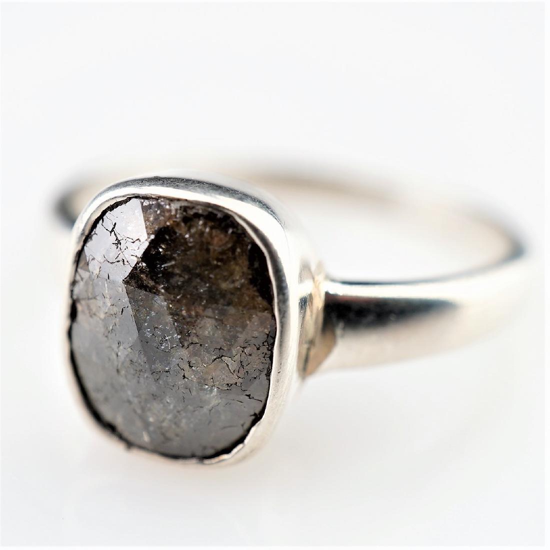 3.02 CT Cognac Diamond Ring sz 7