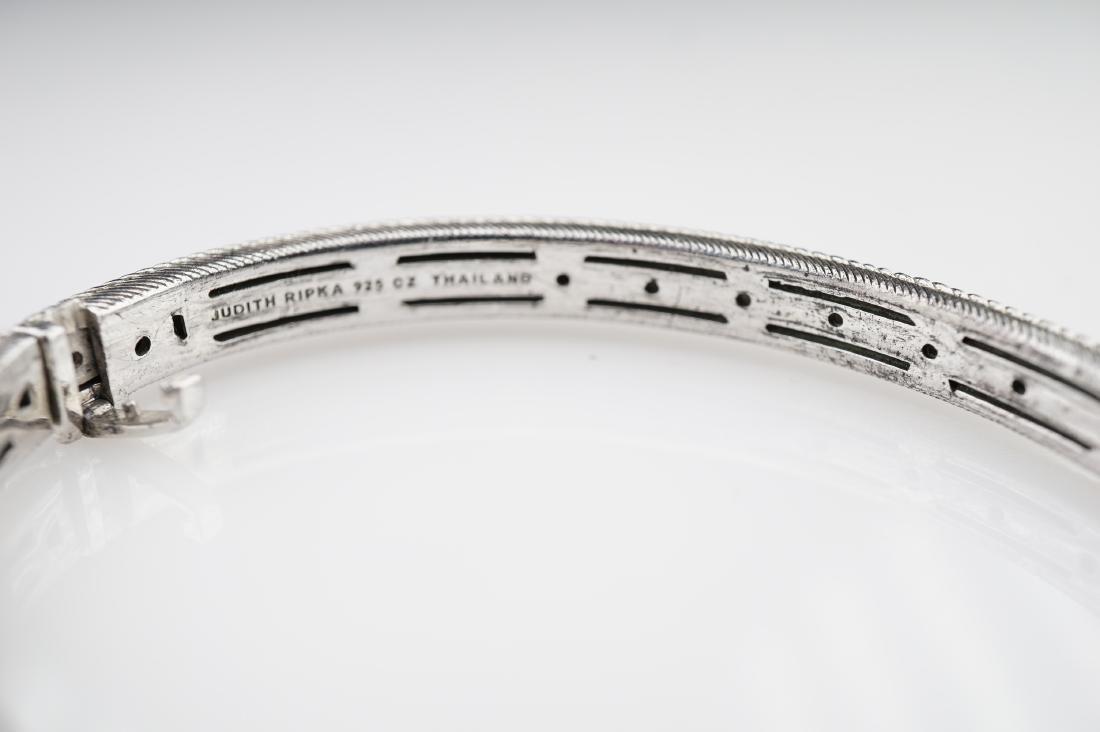 Judith Ripka Sterling Silver Bracelet - 2