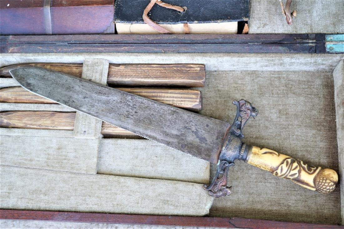 Antique 20th Century Vampire Killing Kit - 10