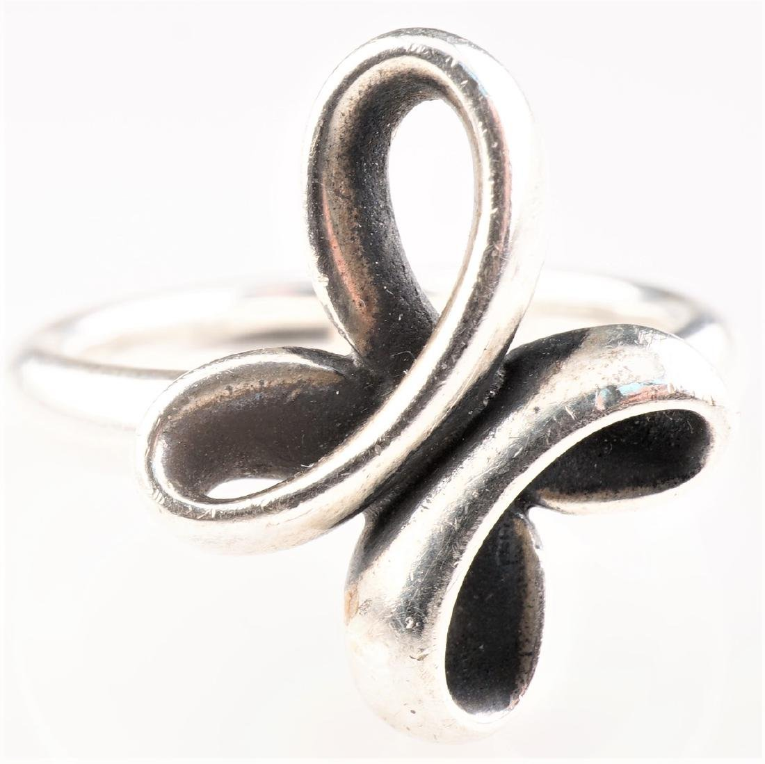 James Avery Sterling Silver Cross Ring