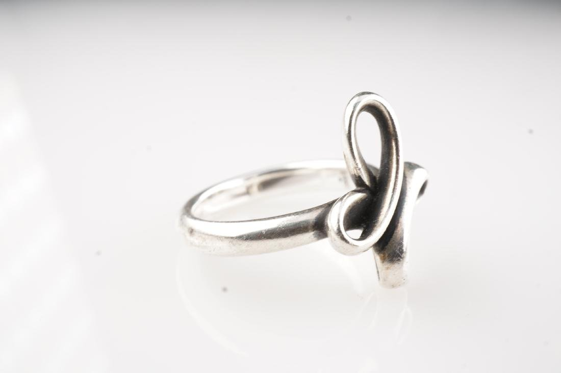 James Avery Sterling Silver Cross Ring - 2