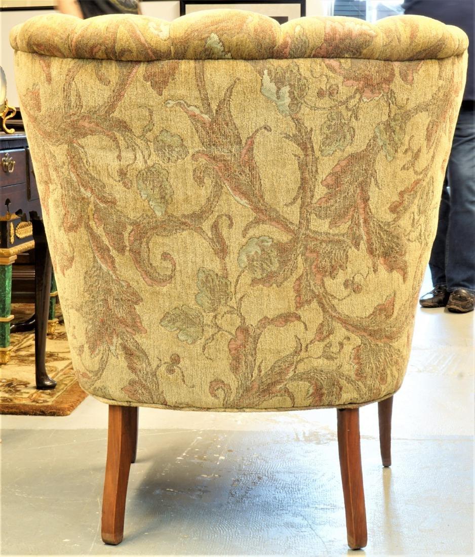 Art Deco Peacock Chair - 2