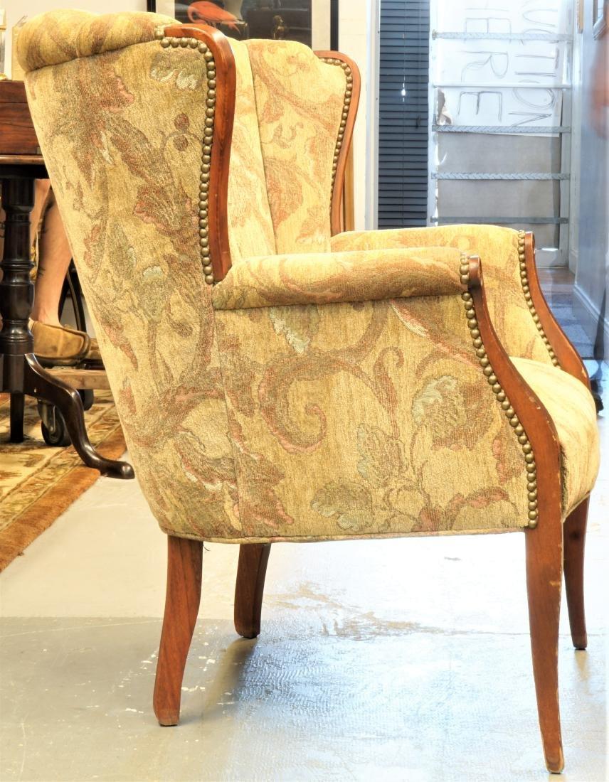 Art Deco Peacock Chair - 3