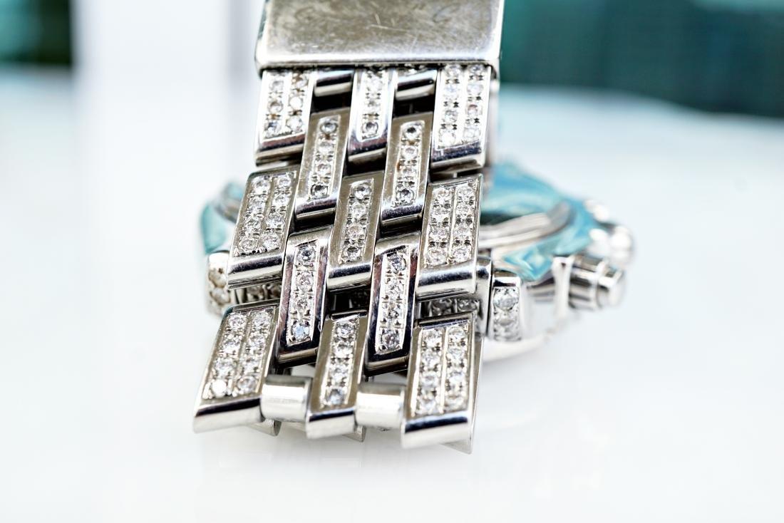 Breitling Chronomat Evolution With Diamonds - 8