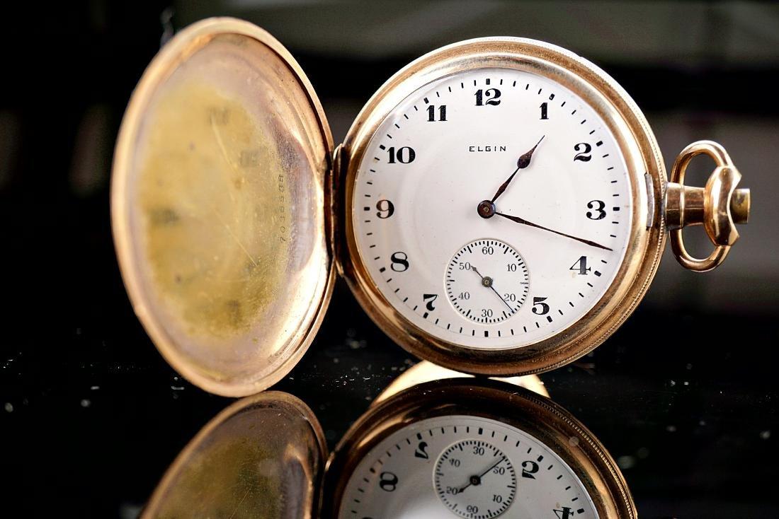 Springfield Illinois 20 Year Pocket Watch 18S - 2