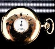 Longines 18k YG Pocket Watch Grand Prix Paris