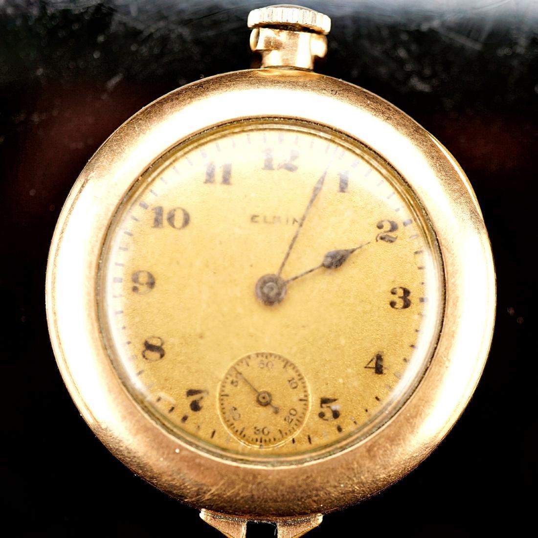Elgin Gold Filled Montauk 3/0S