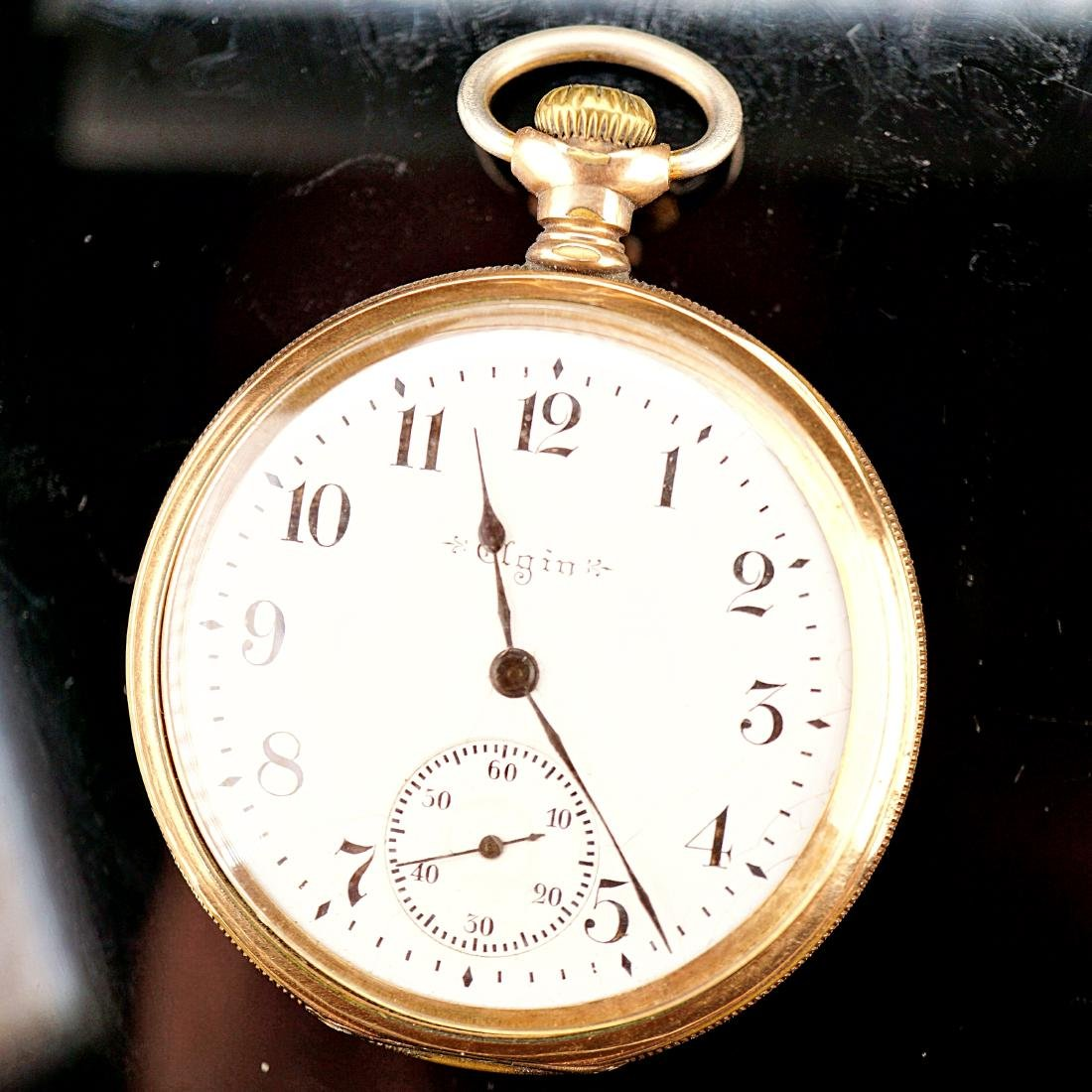 Elgin 25 Year Pocket Watch 16S