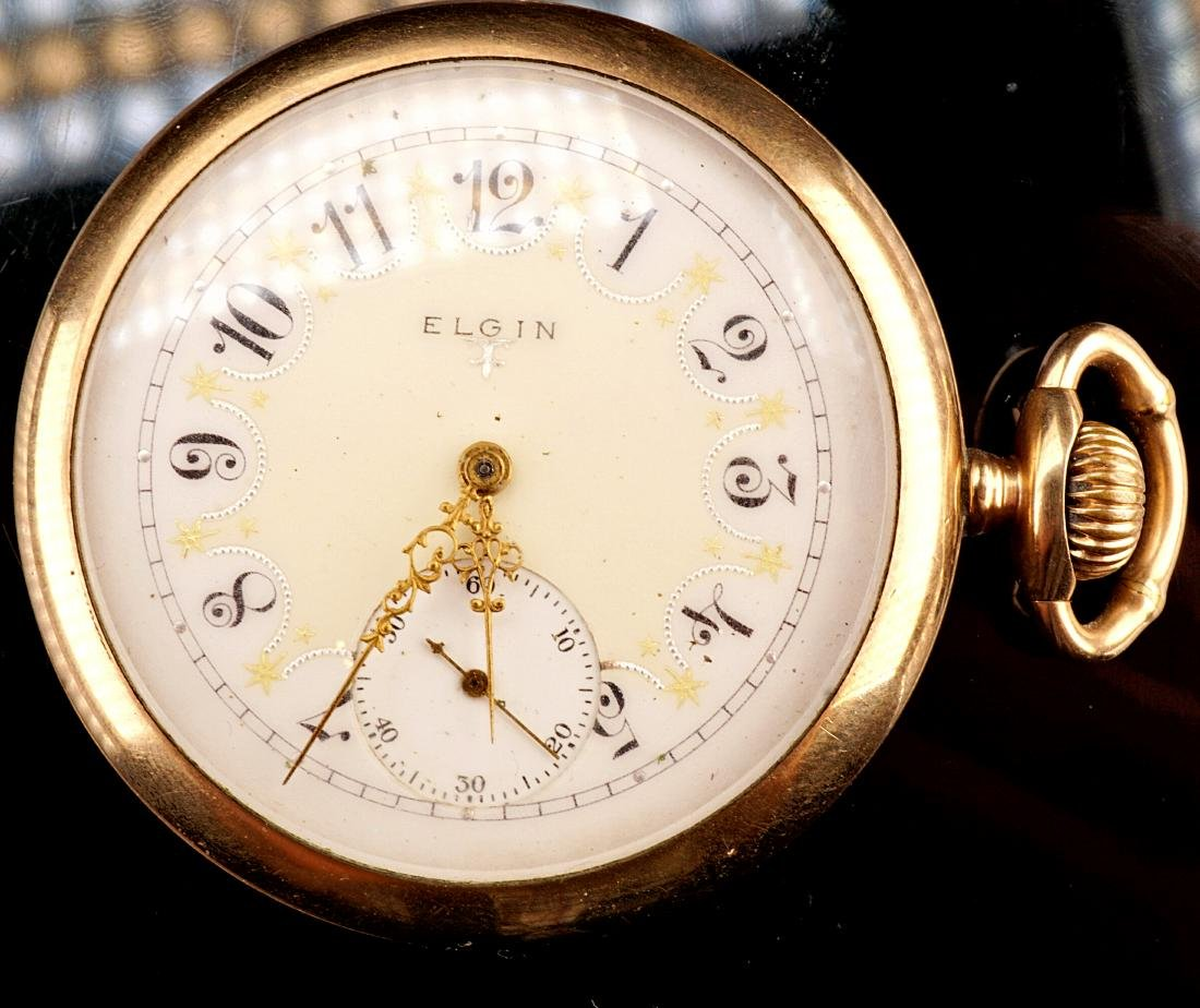 Elgin 20 Year Pocket Watch 16S