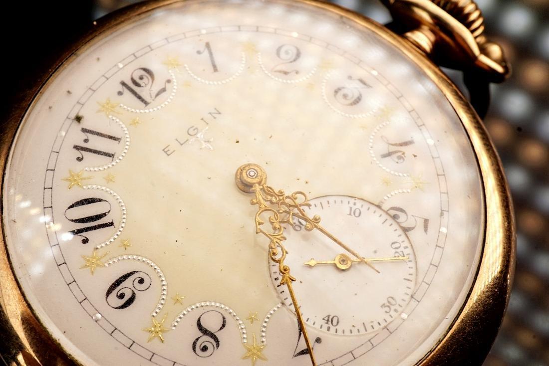 Elgin 20 Year Pocket Watch 16S - 3