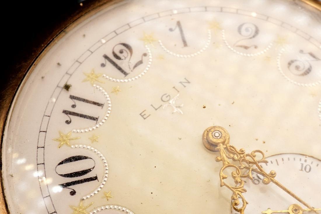 Elgin 20 Year Pocket Watch 16S - 4