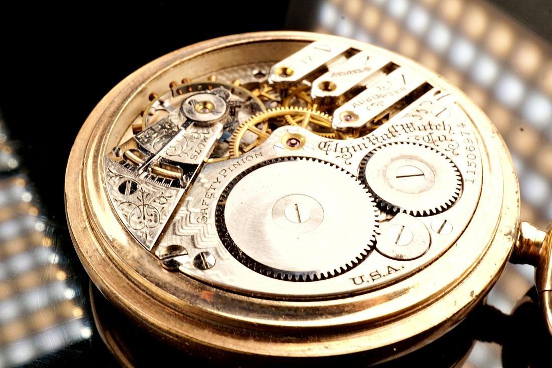 Elgin 20 Year Pocket Watch 16S - 9