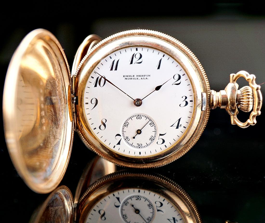Longines Custom 25 Year Pocket Watch