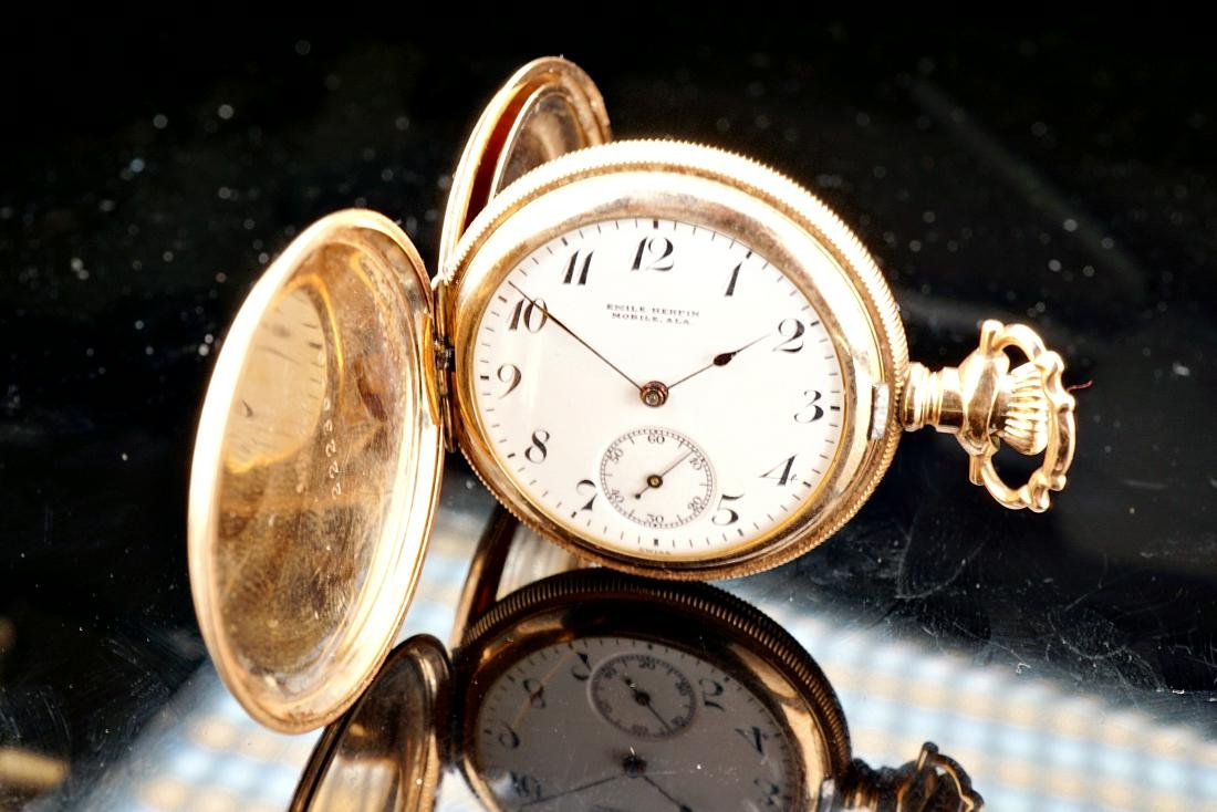Longines Custom 25 Year Pocket Watch - 2