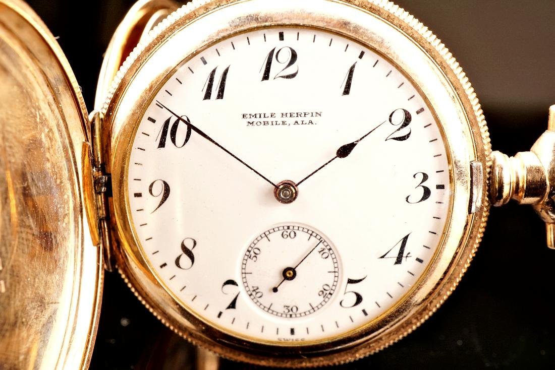 Longines Custom 25 Year Pocket Watch - 3