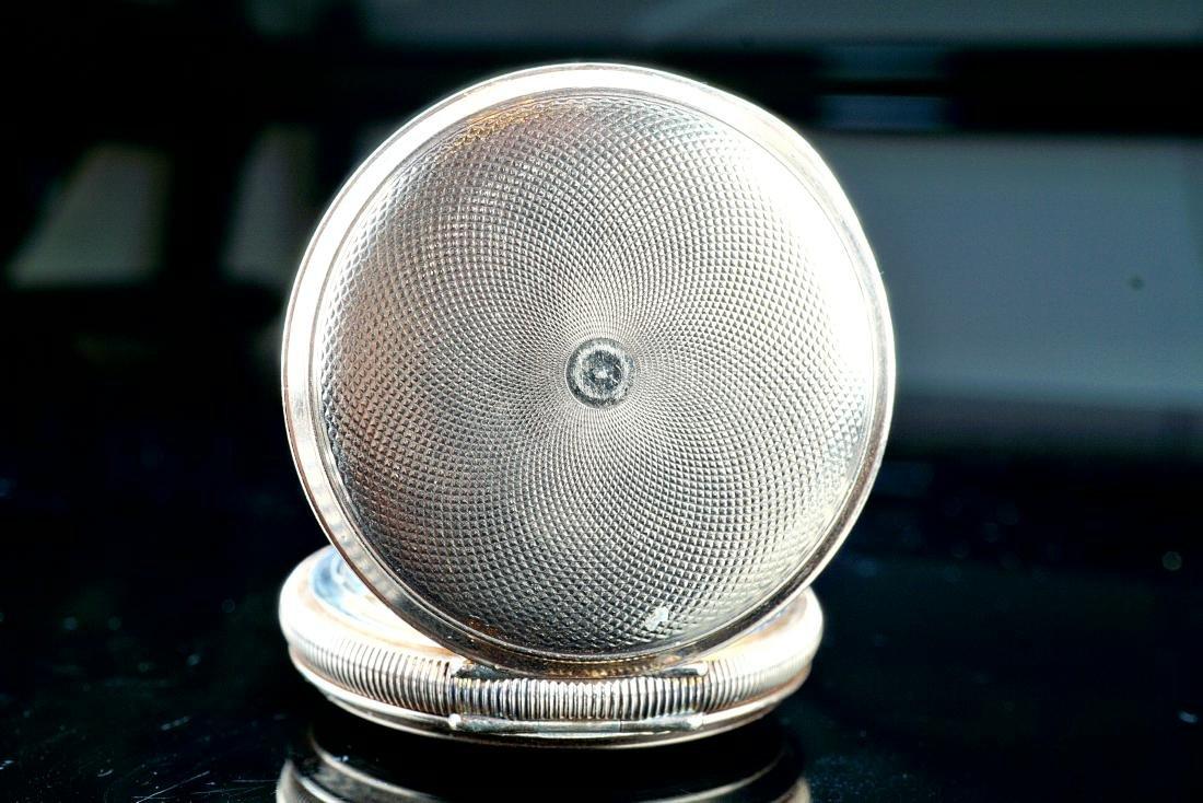 Longines Custom 25 Year Pocket Watch - 8
