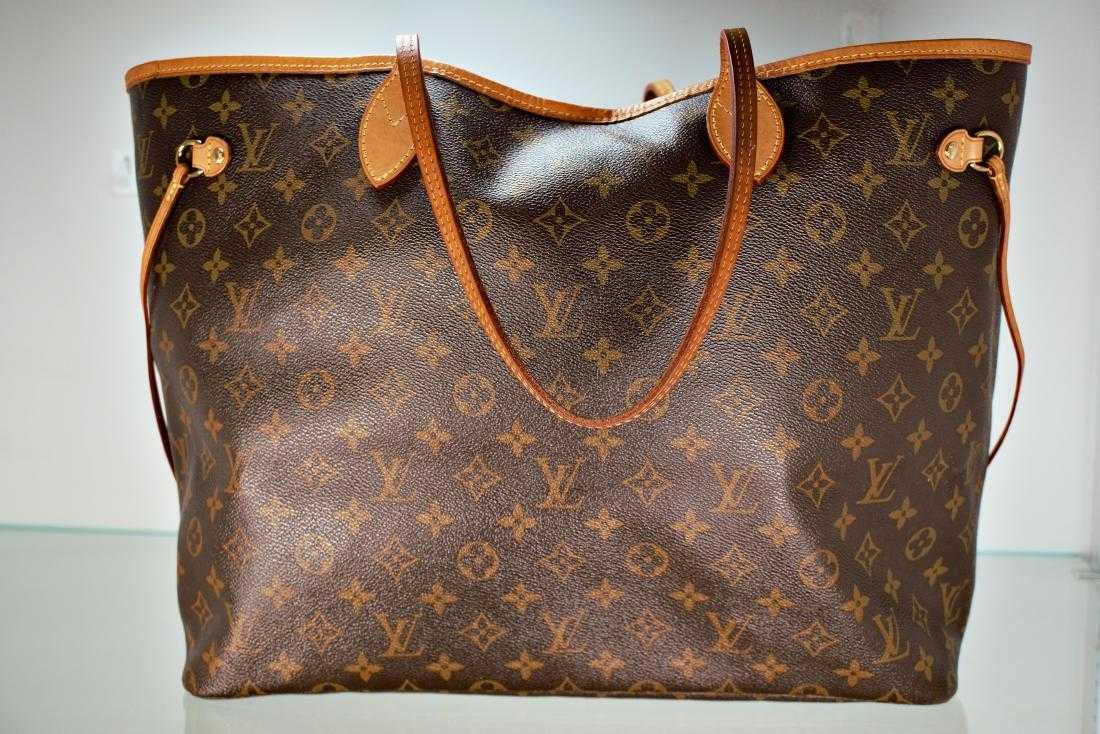 Louis Vuitton Neverfull GM Monogram Canvas Cherry 1b3de0b419fce