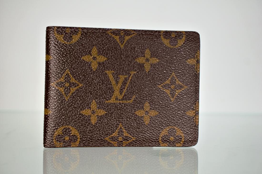 LOUIS VUITTON Monogram Multiple Mens Wallet - 2