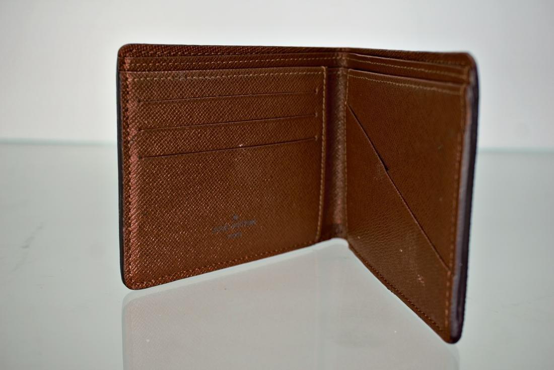 LOUIS VUITTON Monogram Multiple Mens Wallet - 5