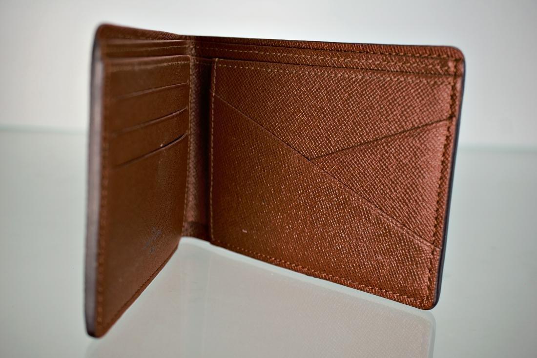 LOUIS VUITTON Monogram Multiple Mens Wallet - 6