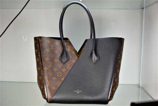 Louis Vuitton Kimono Tote Monogram Canvas Handbag. See Sold Price 892479da5dc55