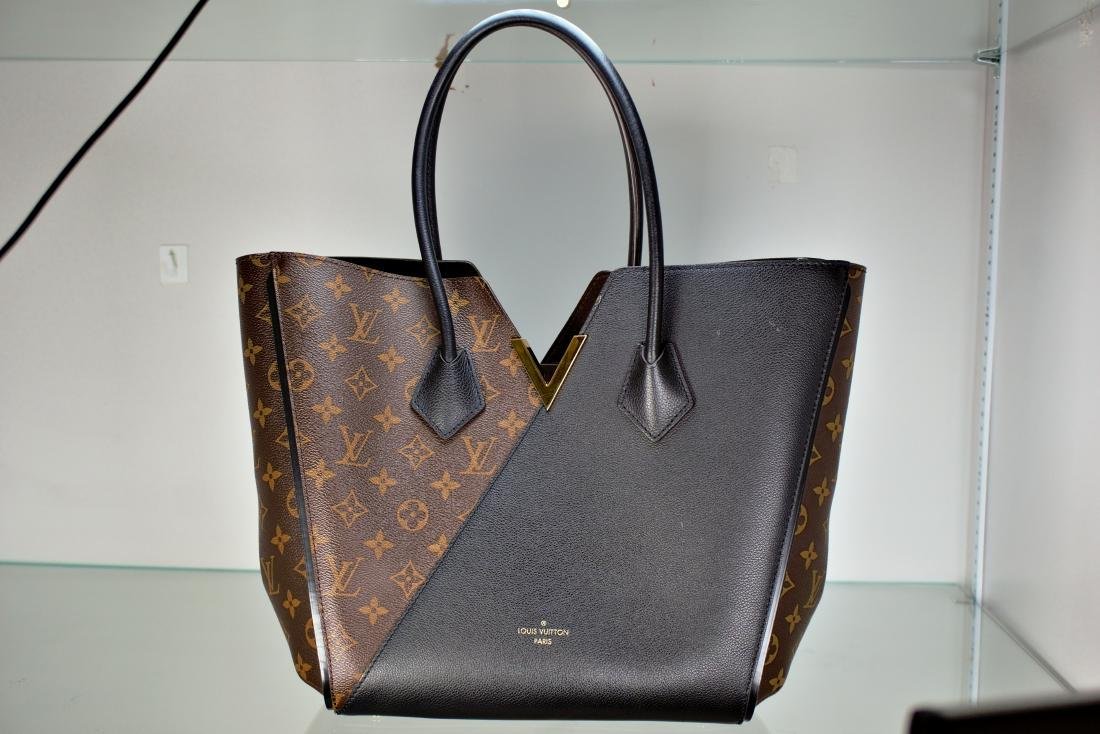 c114620ab Louis Vuitton Kimono Tote Monogram Canvas Handbag