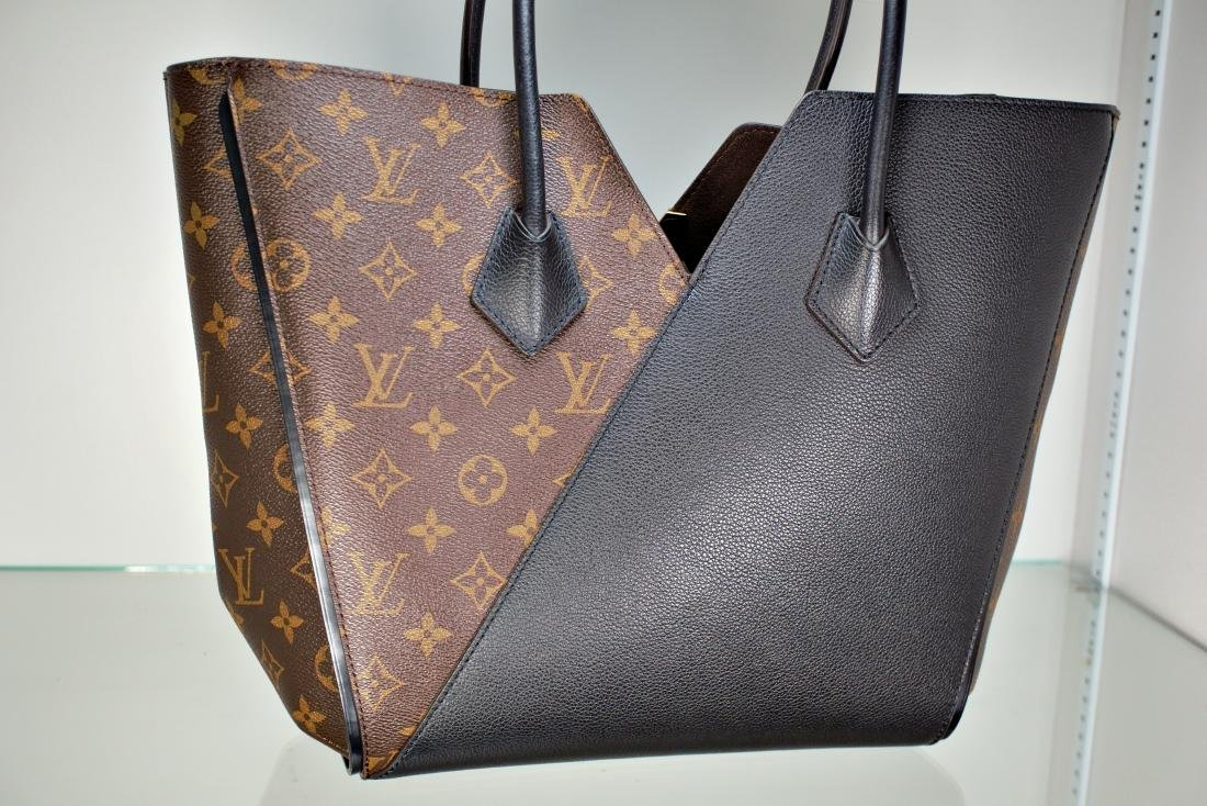 Louis Vuitton Kimono Tote Monogram Canvas Handbag - 8