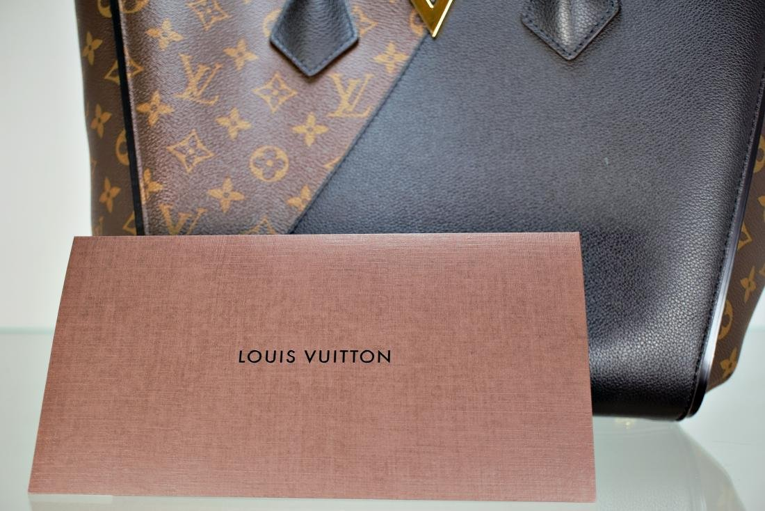 Louis Vuitton Kimono Tote Monogram Canvas Handbag - 9