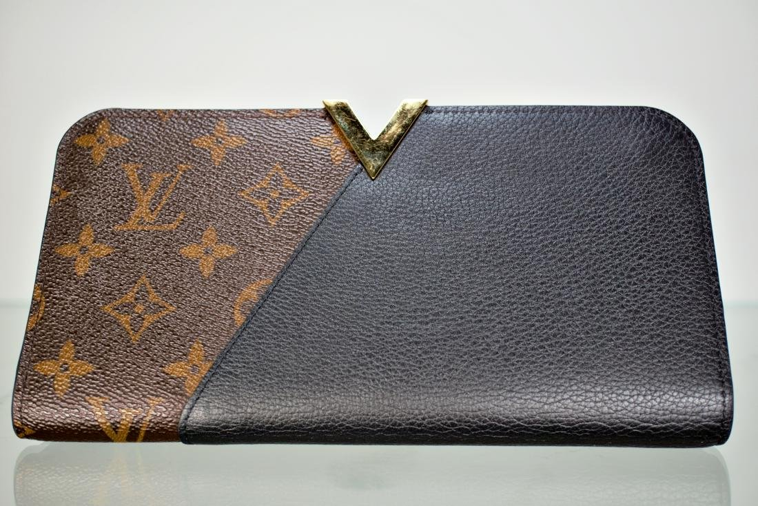 Louis Vuitton Kimono Wallet Noir - 2