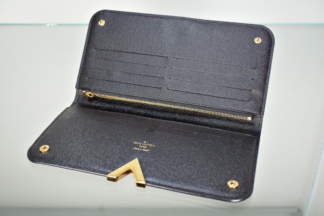 Louis Vuitton Kimono Wallet Noir - 3