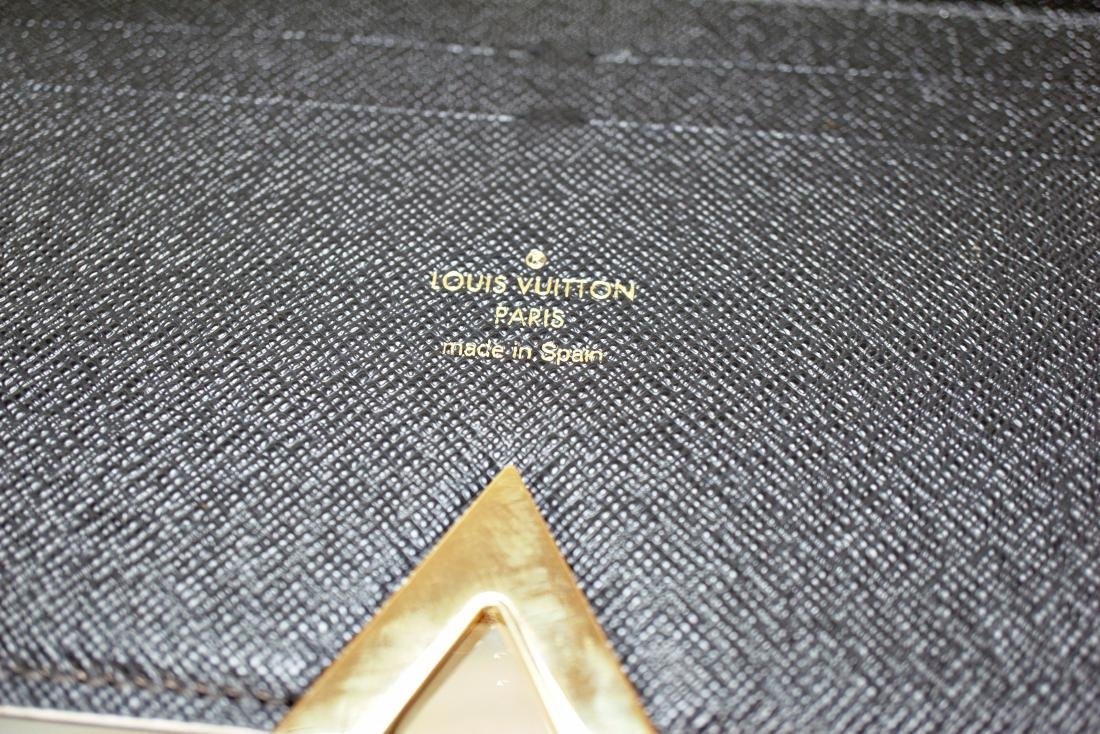 Louis Vuitton Kimono Wallet Noir - 4