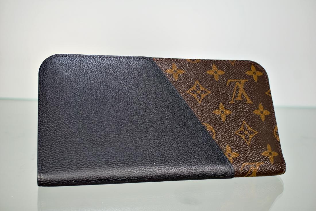 Louis Vuitton Kimono Wallet Noir - 5