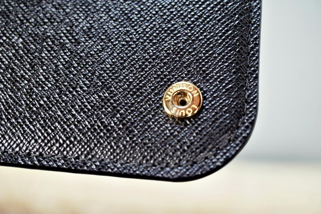 Louis Vuitton Kimono Wallet Noir - 7