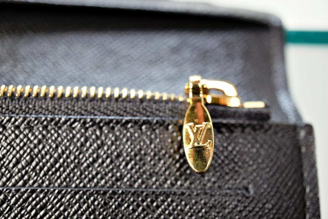 Louis Vuitton Kimono Wallet Noir - 8