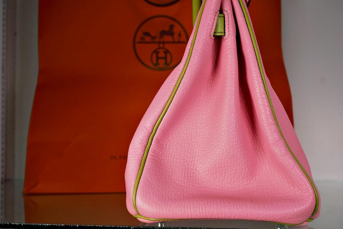 Hermes Birkin 30 Palladium Bag - 7