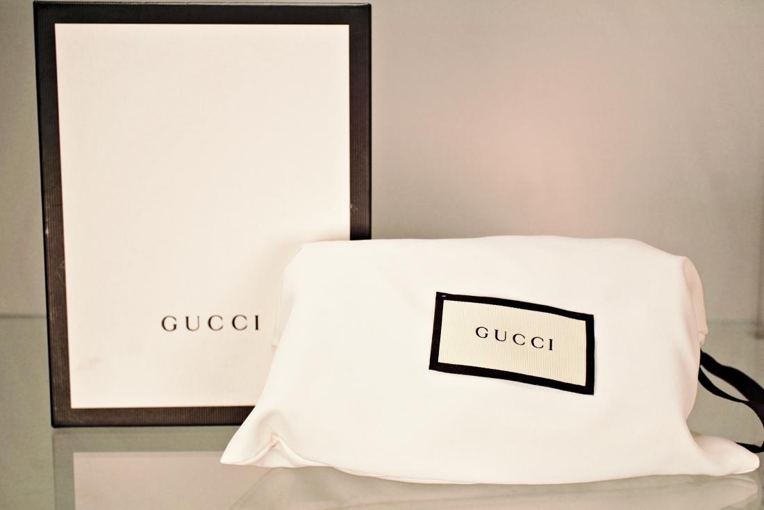 Gucci GG Marmont Matelassé Leather Super Mini Bag - 8