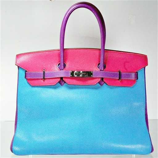 5a03de222d94 Hermes Birkin 35 Palladium Bag