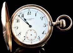 Patek Philippe 18k YG Pocket Watch